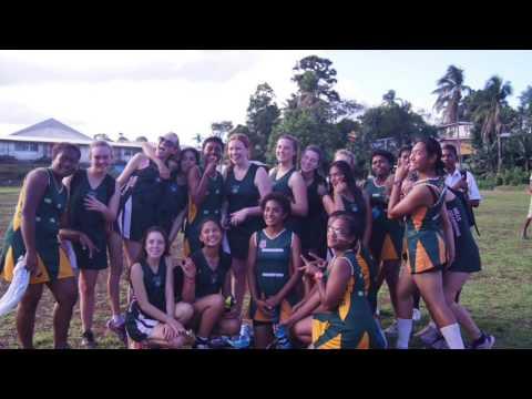 Fiji Sports Tour