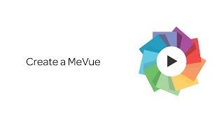 WeVue Exemplarische Vorgehensweise: Erstellen eines MeVue