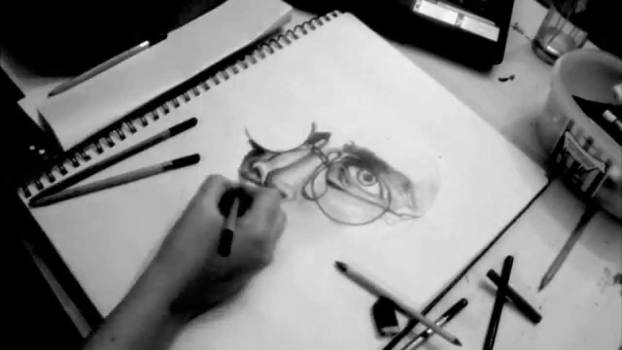 Harry potter the deathly hallows drawing youtube biocorpaavc