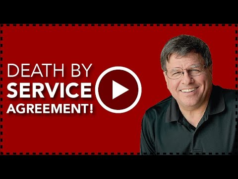 How To Sell Service Agreements And Make Money