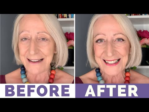 My Fabulous Isa Dora Makeup Tutorial for Mature Women! thumbnail