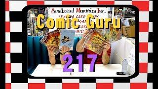 CBM Comic Guru's Comic Previews - Episode 217