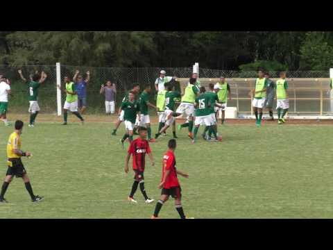Sport x Gama - Copa Santiago 2017 - Parte 4