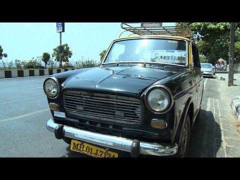 Mumbai's adored Padmini taxis near the end of the road
