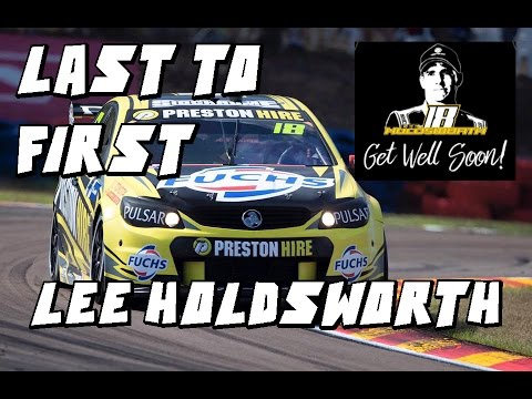 LAST TO FIRST LEE HOLDSWORTH @ TOWNSVILLE (rFactor)