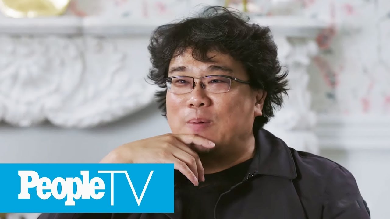 Parasite' Director And Cast On The Movie's Surprising Tone | PeopleTV