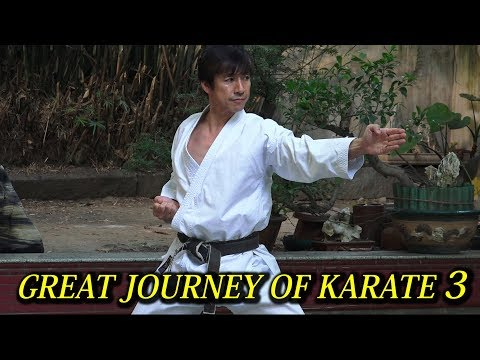 """Karate meets Kung-fu in Shaolin Temple """"GREAT JOURNEY OF KARATE 3"""" thumbnail"""