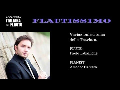 Variazioni Traviata - Paolo Taballione