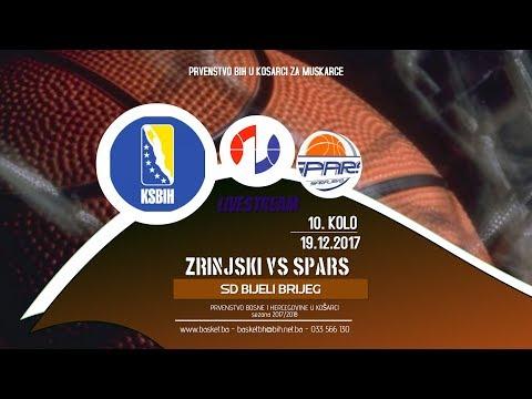 LIVE ◘ Zrinjski v Spars Ziraat Bank ◘ 9 kolo ◘ KSBIH