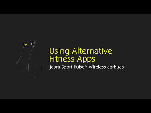 Jabra Sport Pulse - Using Alternative Fitness Apps