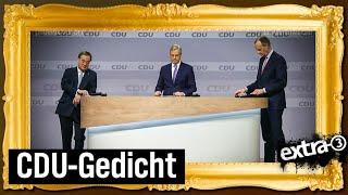 Ode an die CDU