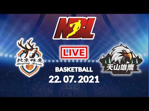 Live Beijing Sport vs Xinjiang Tianshan Eagle | China National Basket Ball 2021 - July 22, 2021