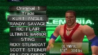 WWF WrestleMania 2000 - New Roster CAW