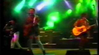 the alarm - declaration /  marching on - live @ rockpalast 1984