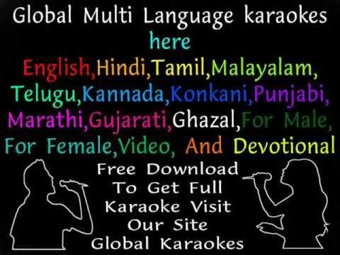 My Name is Billa - Billa 1980 Old ( Tamil Karaoke ) HT