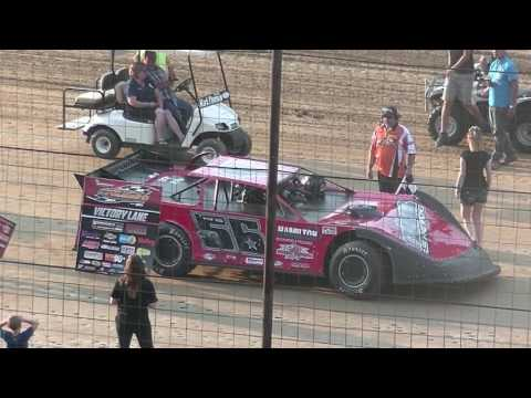 @RushLM Rush Late Model Feature from Expo Speedway at The Trumbull County Fair