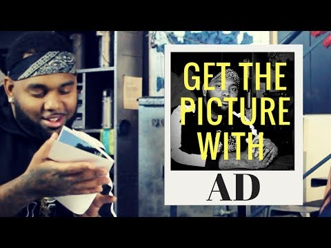 AD Talks Gang Culture, Dissing Wiz Khalifa and Social Media Woes | Get The Picture | Get The Picture