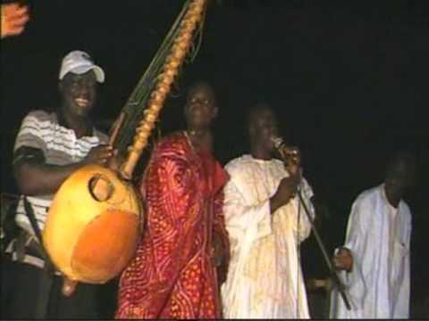 Cheikh Sadbou et Mamadou Samb