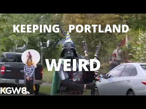 Keeping Portland Weird During Covid