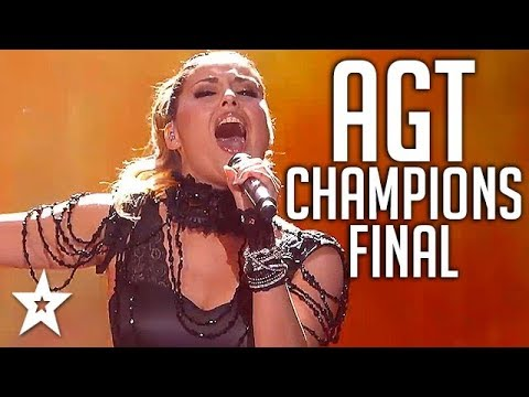 The Champions On America&39;s Got Talent 2019  WEEK 7  FINAL   Got Talent Global