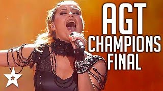 The Champions On America's Got Talent 2019 WEEK 7 FINAL Got Talent Global