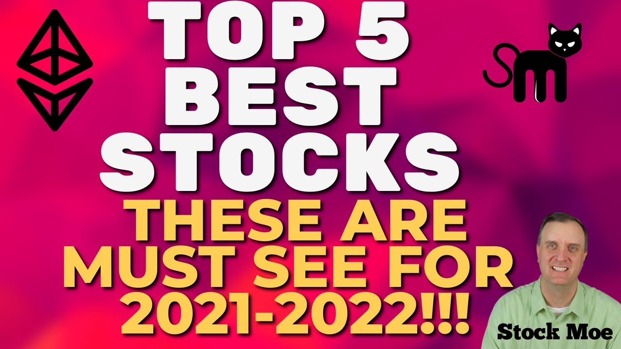 TOP 5 BEST STOCKS TO BUY NOW FOR HIGHER INFLATION  - TOP STOCKS 2022 - STOCK MOE PATREON REVIEW