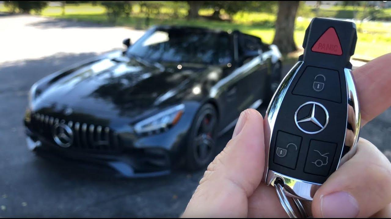 Mercedes-AMG GTC Roadster 2020 | Encendido - YouTube