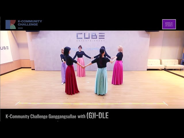 [K-Community Challenge] Ganggangsullae with (G)I-DLE