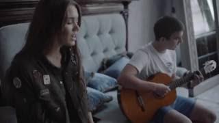 Aisha & FEDUK  - Заметался пожар голубой [live] | Aisha (Aиша) Cover