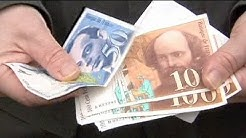 France's last chance to swap francs for euros
