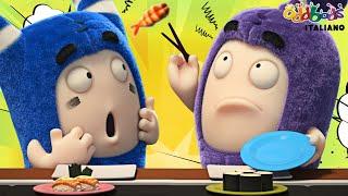 Oddbods | Cibo Affamato #4 | Cartoni Animati Divertenti per Bambini