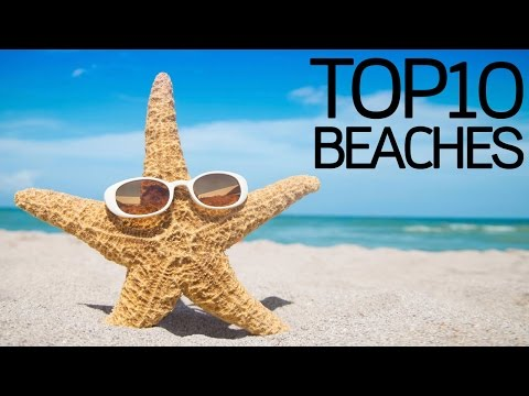 Top 10 Thailand Beaches: Ten Most Beautiful Beaches in Thailand [HD]