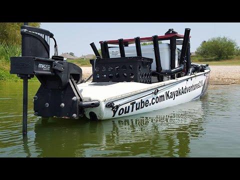 Kayak Power Pole Micro Anchor