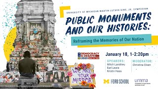 Public monuments and our histories: Reframing the memories of our nation