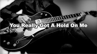 THE BEATLES : You Really Got A Hold On Me - instrumental cover