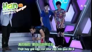 [Hanburger VNFC] Vietsub- Happy Camp: Trương Hàn và Dàn diễn viên phim Thiếu Niên Tứ Đại Danh Bổ