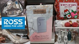 ROSS SHOPPING * COME WITH ME/ HOME DECOR & CHRISTMAS GIFT IDEAS 2019