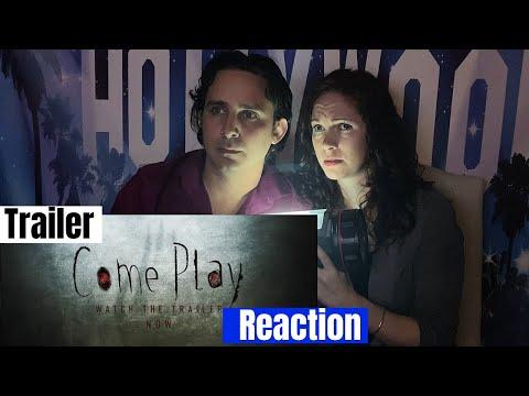 Come Play Trailer 2020 Reaction