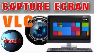 Enregistrer son écran PC avec VLC la capture vidéo screencast.