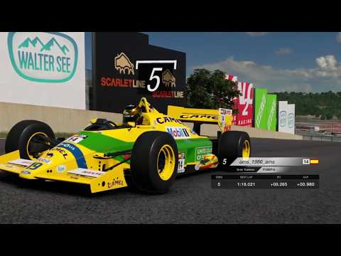 Gran Turismo™SPORT FIA GT Nations Cup Test Race 84 Sao Paulo F1500T-A Onboard