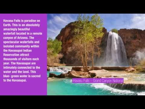 Top Most Beautiful Places To Visit Before You Die YouTube - 10 waterfalls to see before you die