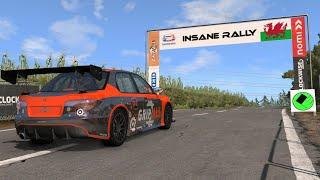 BeamNG Drive Insane Rally Stage 2