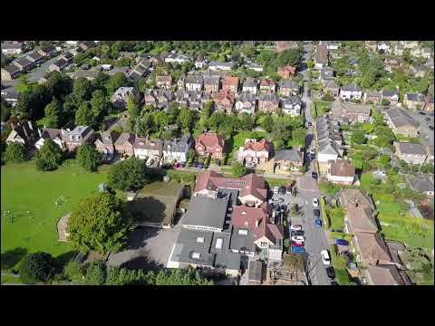 Worcester Road aerial short