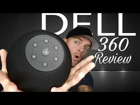 Best Portable Bluetooth Speaker with Conference Calling | Dell 360 Review