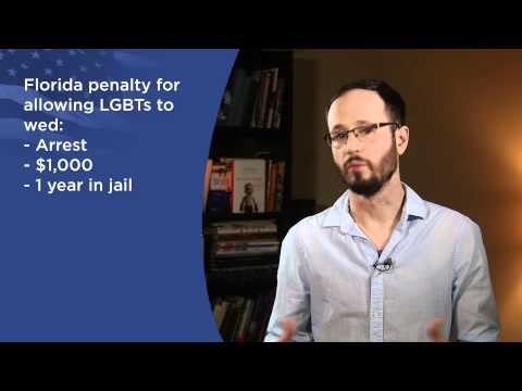 Threat of Arrest for Letting Gays Marry: Dec 22 MNW from YouTube · Duration:  2 minutes 13 seconds