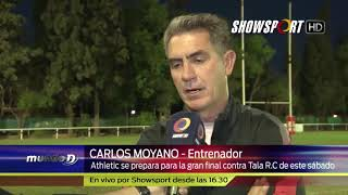 RUGBY Nota Moyano Athletic 1