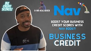 NAV Boost | Business Credit Scores Explained