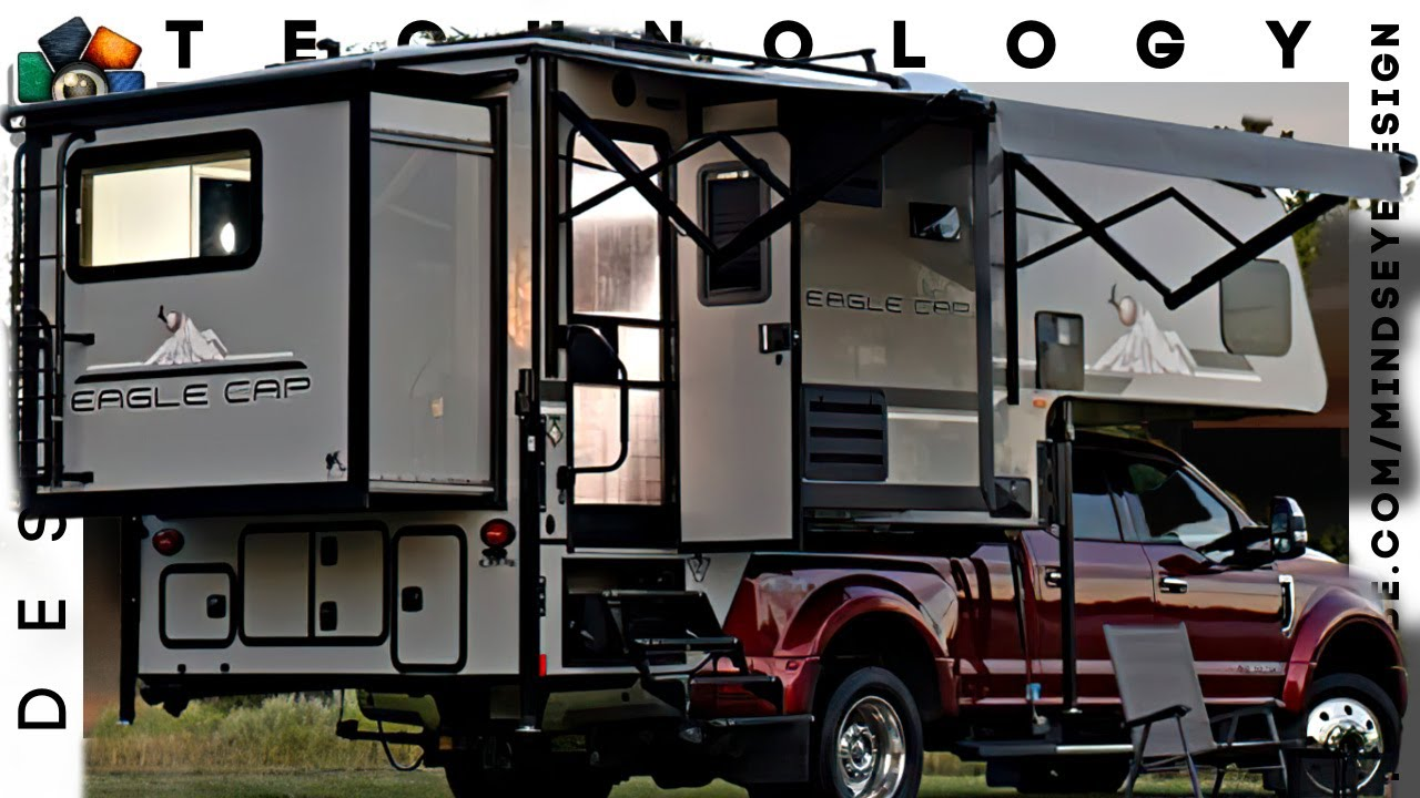 Download 10 MOST INNOVATIVE TRUCK BED CAMPERS MADE IN NORTH AMERICA 2021
