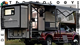10 MOST INNOVATIVE TRUCK BED CAMPERS MADE IN NORTH AMERICA 2021