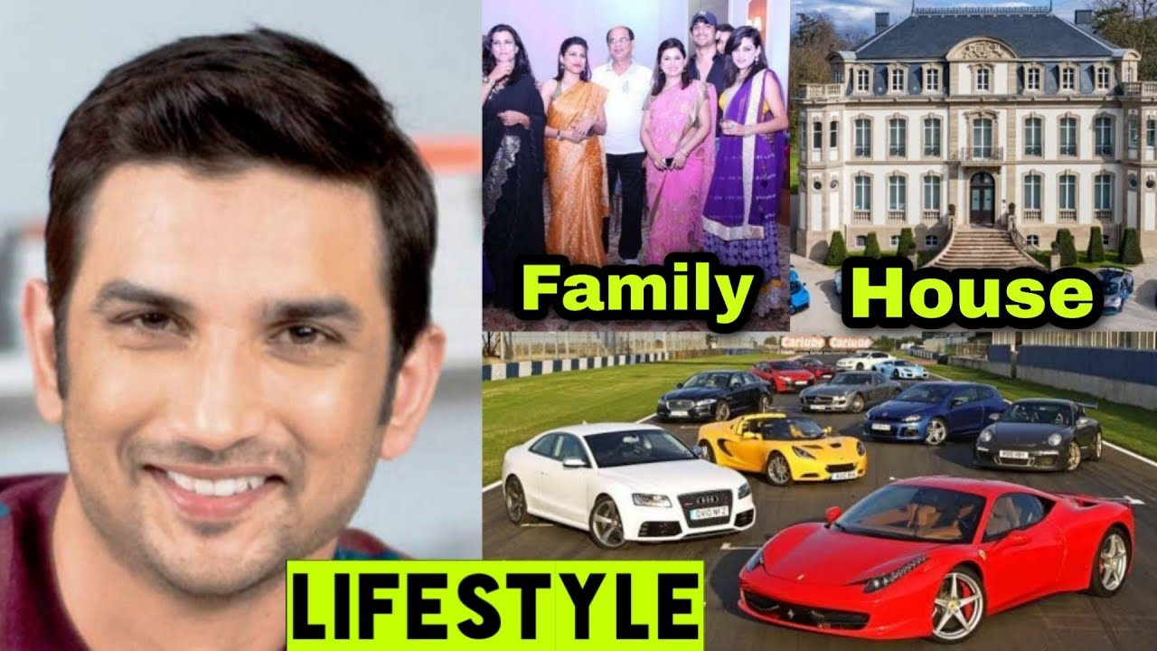 Sushant Singh Rajput Lifestyle 2020, Income, House, Cars, Girlfriend, Family, Net Worth & Biography